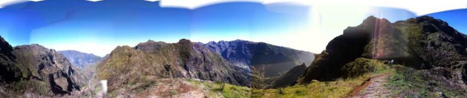 First week in Madeira