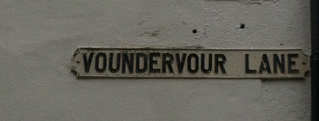 Vounddervour Lane