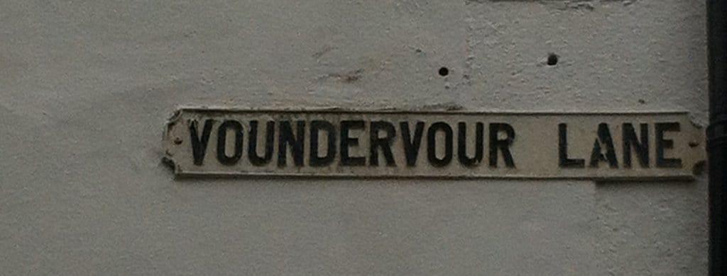 Vounddervour Lane