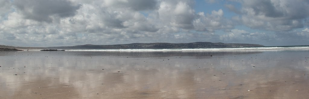 St Ives bay Beach