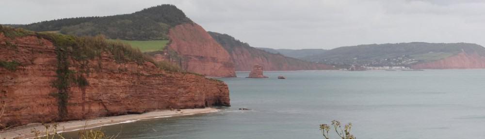 Dawlish to Sidmouth on The South West Coast Path