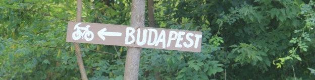 Danube biking Day 13 – Sturovo to Budapest