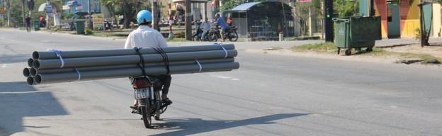 Cycling South East Asia – Da Nang to Dung Quat