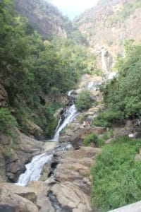 Rawana Waterfall