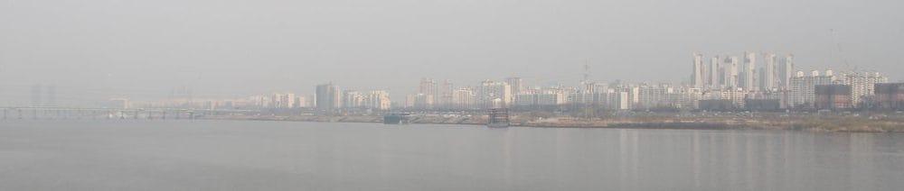 Cycling Jeonkok to Cheondong (Seoul) on Lifeday 25,445