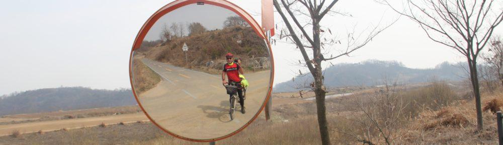 Biking  Yeoju-Si to Suambo on Lifeday 25,447