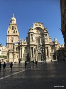 St Mary's Cathedral Murcia