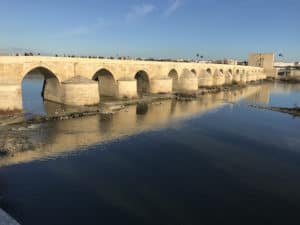 Roman Bridge into Cordoba