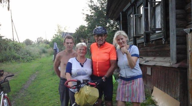 Volga ride Kineshma to Chkalovsk