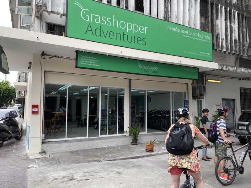 New  premises for Grasshopper Adventures